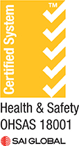 Health & Safety 18001 PMS3282